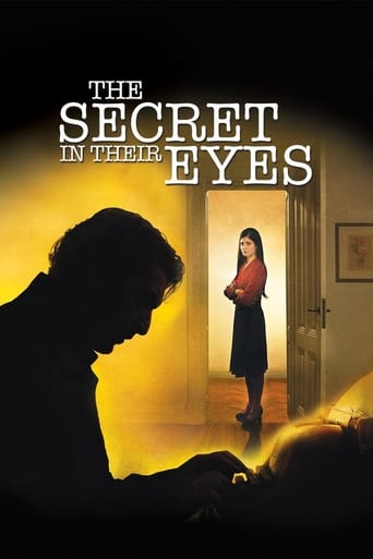Poster of The Secret in Their Eyes