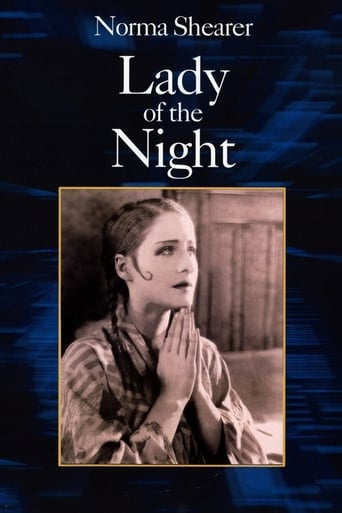 Poster of Lady of the Night