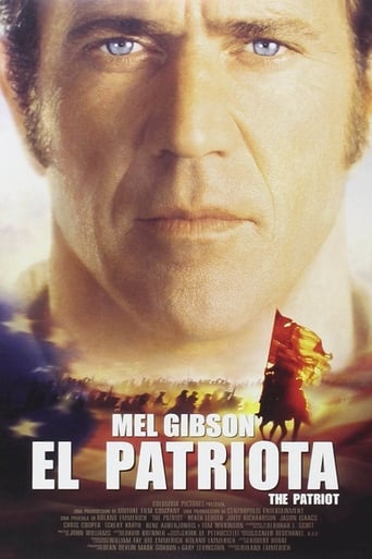 Poster of El patriota