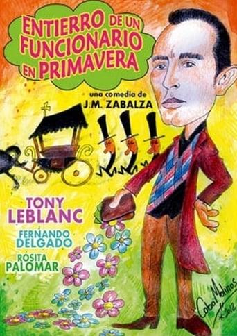 Poster of Entierro de un funcionario en primavera