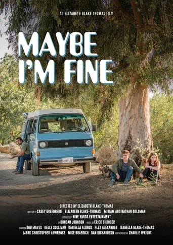 Poster of Maybe I'm Fine