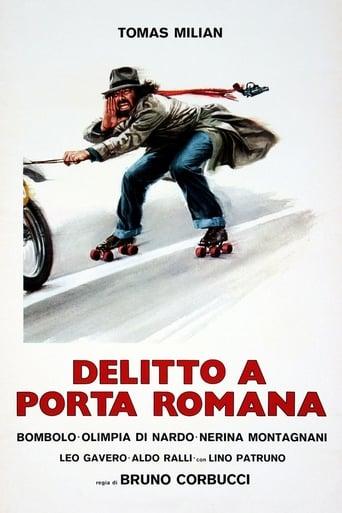 Poster of Delitto a Porta Romana