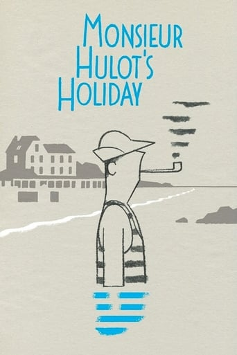 Les vacances de Monsieur Hulot Poster