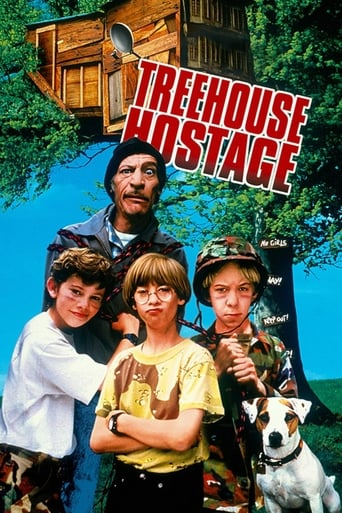 Poster of Treehouse Hostage