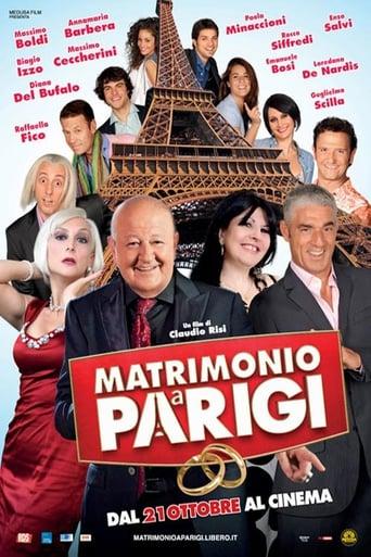 Poster of Wedding in Paris