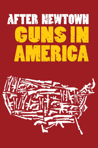 Poster of After Newtown: Guns in America