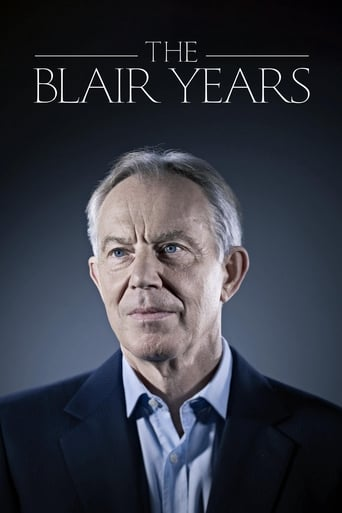 Poster of The Blair Years