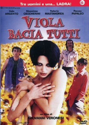 Poster of Viola Kisses Everybody