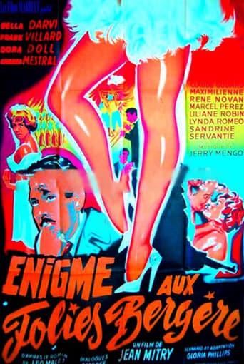 Poster of Énigme aux Folies-Bergère