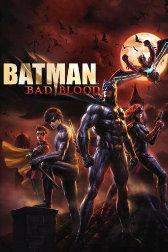 Poster of Batman: Bad Blood
