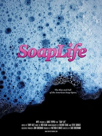 Poster of Soap Life