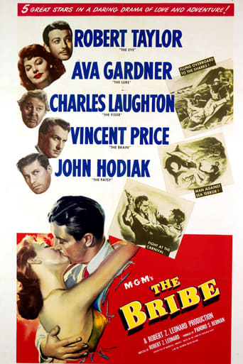 Poster of The Bribe