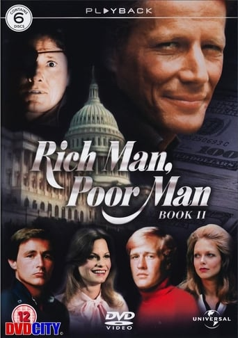 Poster of Rich Man, Poor Man Book II