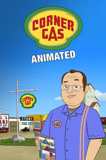 Poster of Corner Gas Animated