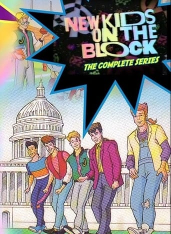 Poster of New Kids on the Block