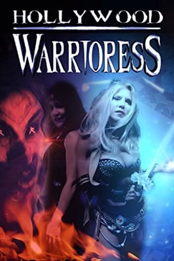 Poster of Hollywood Warrioress: The Movie