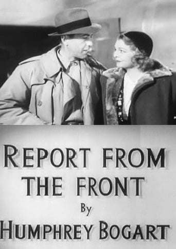 Poster of Report from the Front