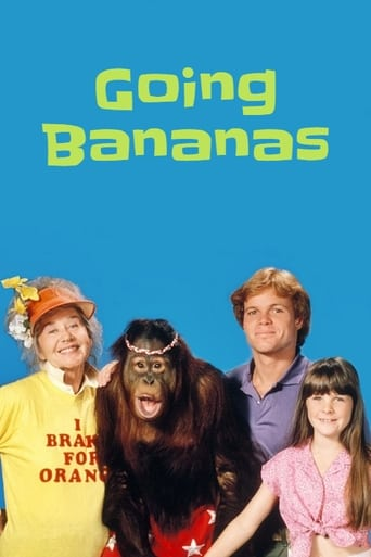 Poster of Going Bananas