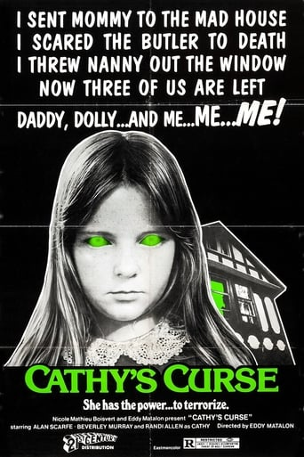 Poster of Cathy's Curse