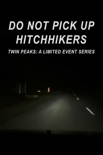 Poster of Do Not Pick Up Hitchhikers