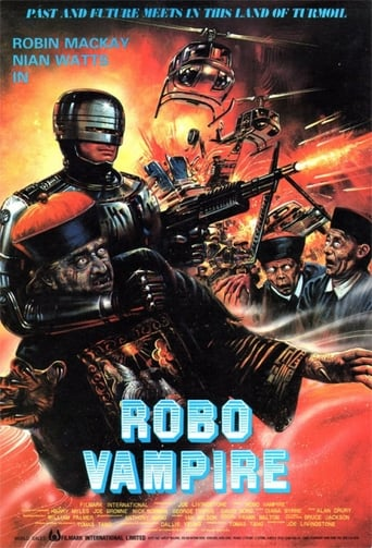 Poster of Robo Vampire