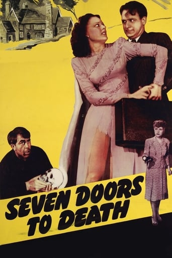 Poster of Seven Doors to Death