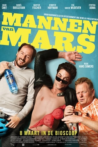 Poster for Mannen van Mars