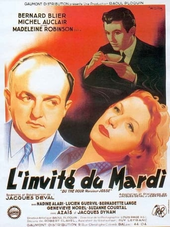 Poster of L'Invité du mardi
