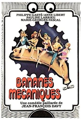 Poster of Clockwork Banana