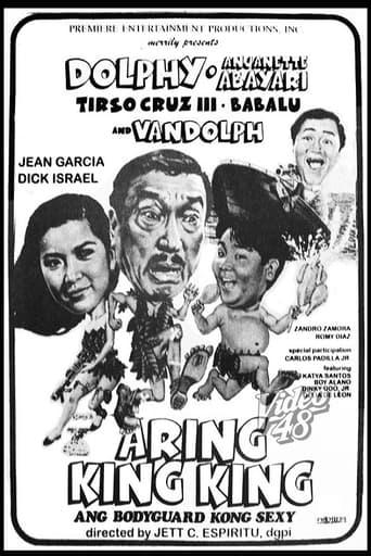 Poster of Aringkingking: Ang Bodyguard Kong Sexy