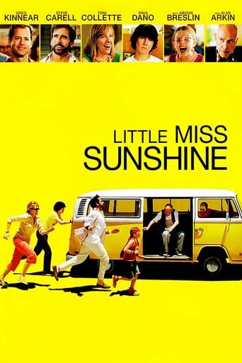Poster of Little Miss Sunshine
