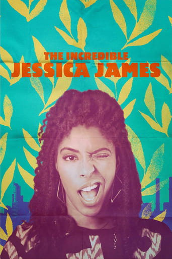 Filmplakat von The Incredible Jessica James