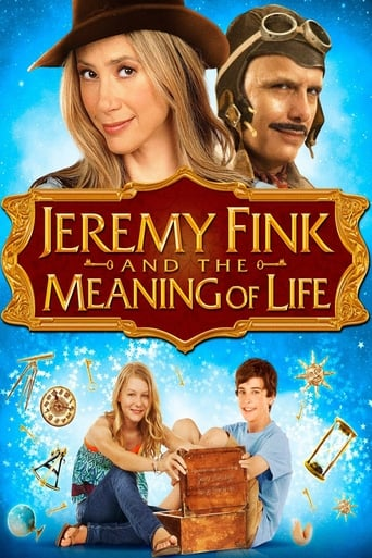 Poster of Jeremy Fink and the Meaning of Life