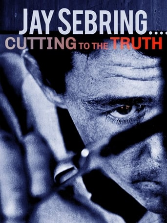 Poster of Jay Sebring....Cutting to the Truth