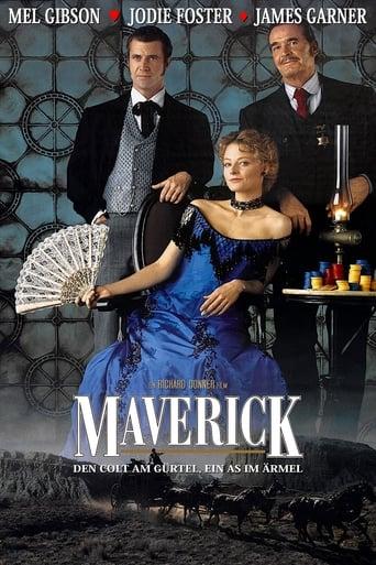 Filmplakat von Maverick