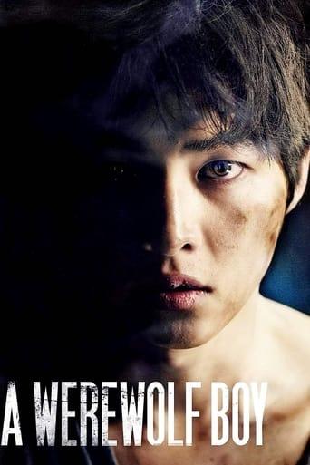 Poster of A Werewolf Boy