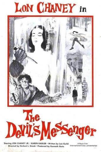 Poster of The Devil's Messenger