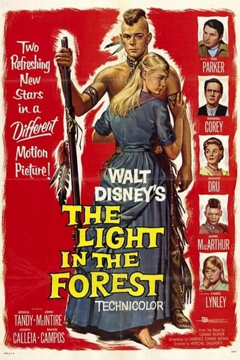 Poster of The Light in the Forest