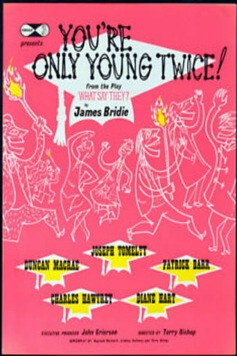 Poster of You're Only Young Twice