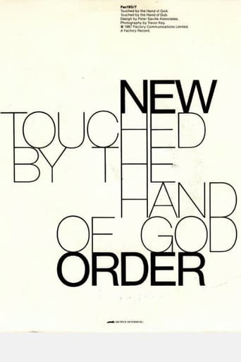 Poster of Touched by the Hand of God