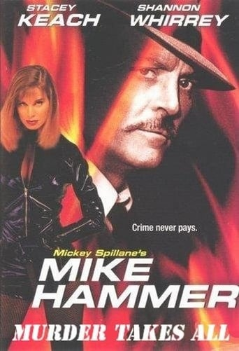 Poster of Mike Hammer: Murder Takes All