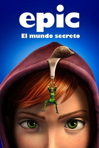 Poster of Epic: El mundo secreto