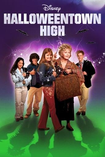 Poster of Halloweentown High
