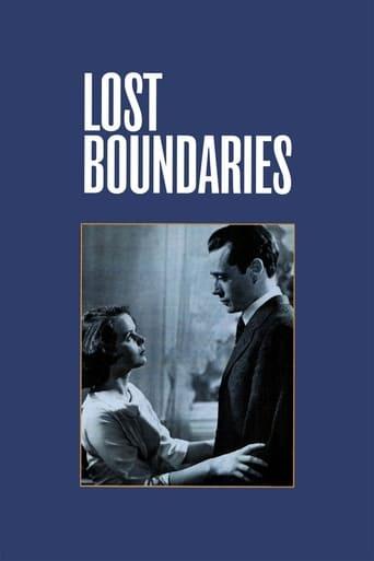 Poster of Lost Boundaries