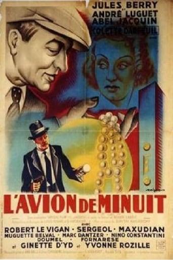 Poster of L'avion de minuit
