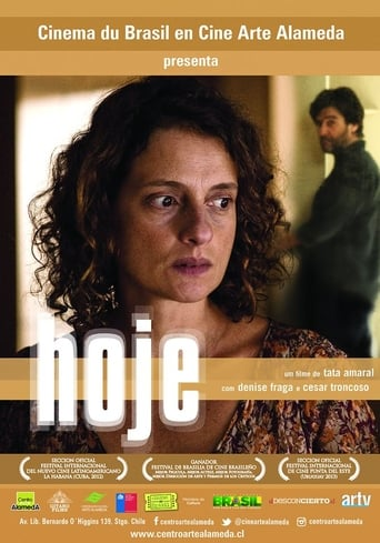Poster of Hoje