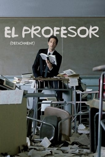 Poster of El profesor (Detachment)