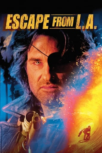Poster of Escape from L.A.