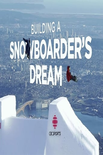 Building a Snowboarders Dream Poster