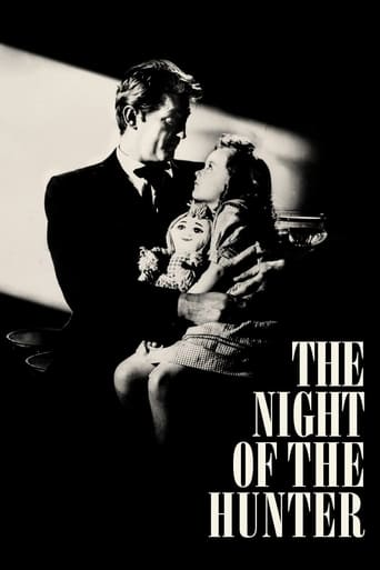 Poster of The Night of the Hunter